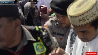 Euforia  Masyarakat Gorontalo Menyambut Kedatangan Ustad Abdul Somad