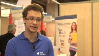 Témoignage d'un étudiant à l'ESC Amiens sur le TAGE MAGE