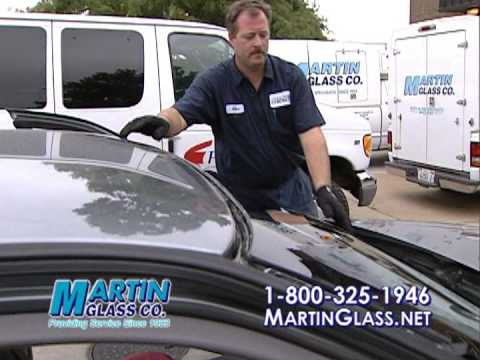 Martin Glass -  windshield  replacement -  Belleville IL - Collinsville IL - St Louis MO