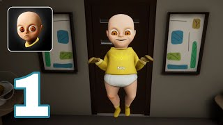 The Baby In Yellow Gameplay All Nights Part 1 (Android) screenshot 5
