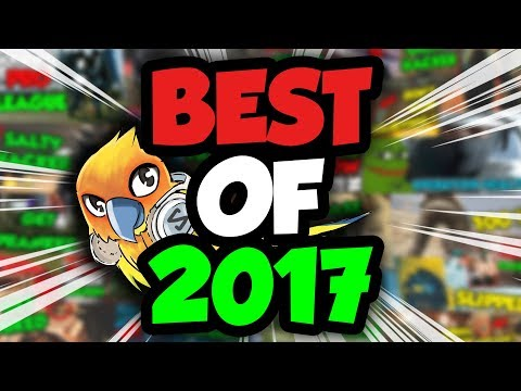BEST OF 2017!!! - Swagg Cream! | Rainbow Six Siege, PUBG, Overwatch, CSGO & more!