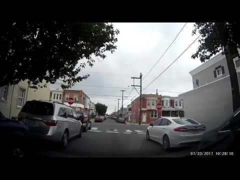 Ride through Port Richmond, Philadelphia