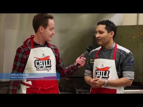 Solvera Chili Challenge - Regina