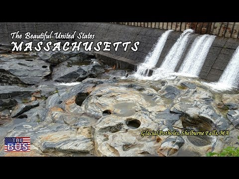 USA State of Massachusetts Symbols / Beautiful Places / Song ALL HAIL TO MASSACHUSETTS w/lyrics