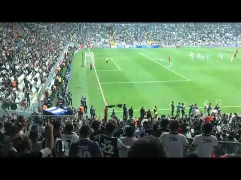 Beşiktaş JK - RB Leipzig Ateşini Yolla Bana (1080p60fps)