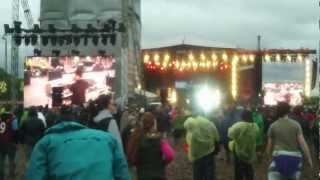 CHASE & STATUS - Flashing Lights (Download Festival 2012)