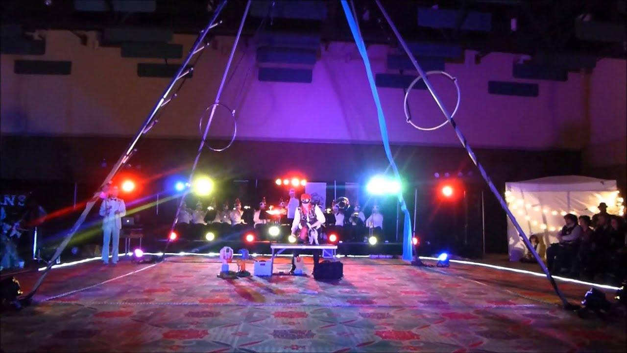 Papillon Dog Quot Dash Quot Performing Circus Tricks At Teslacon