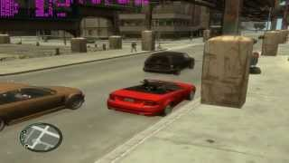 grand theft auto iv gameplay on nvidia geforce 210  amd a6 6400k  4gb ram