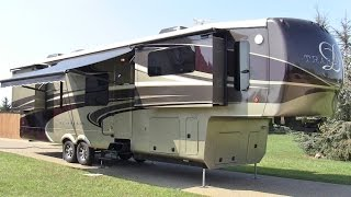 2014 DRV Tradition 390 fully loaded used luxury 5th wheel, HelpSellMyRV.com Louisville KY.