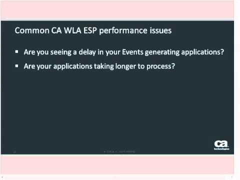 CA Workload Automation ESP Edition Tips and Tricks