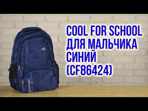 3a59e7f873a6 ROZETKA | Рюкзак молодежный Сool For School 820 17.5