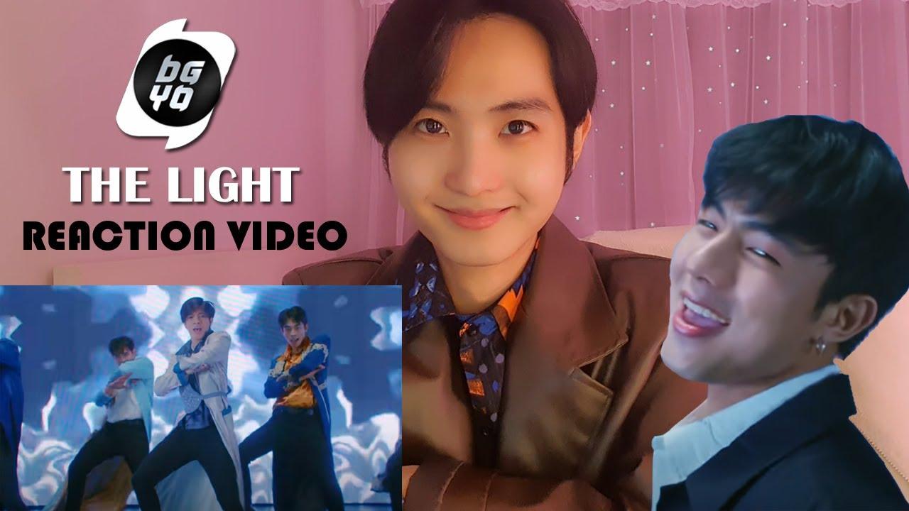 [김핫바] React to BGYO - The Light M/V 리액션비디오