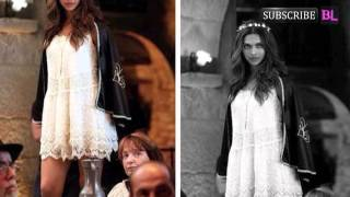 Revealed: Deepika Padukone and Ranbir Kapoor's first look in Tamasha