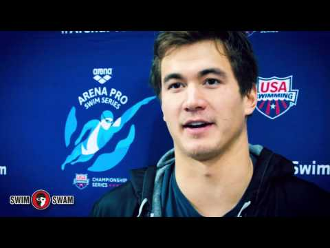 Nathan Adrian on the Road to the Olympics: Gold Medal Minute presented by SwimOutlet.com