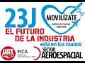 UGT FICA dice NO a los despidos en el Sector Aeroespacial