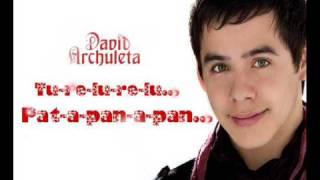 David Archuleta - Pat A Pan
