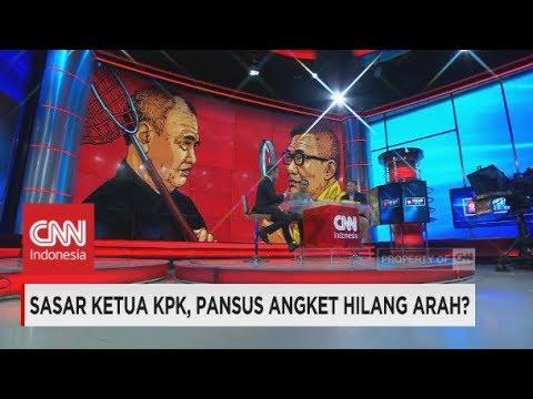 Sasar Ketua KPK, Pansus Angket Hilang Arah?