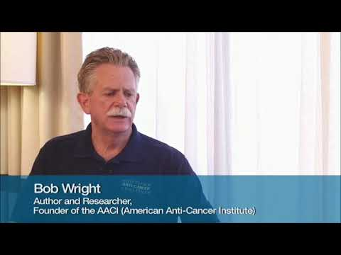 Dr. Bob Wright talks about Protandim and cancer