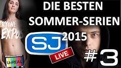 Die besten Sommer-Serien 2015: Narcos, Ballers, Humans uvm.| Serienjunkies-LIVE #3