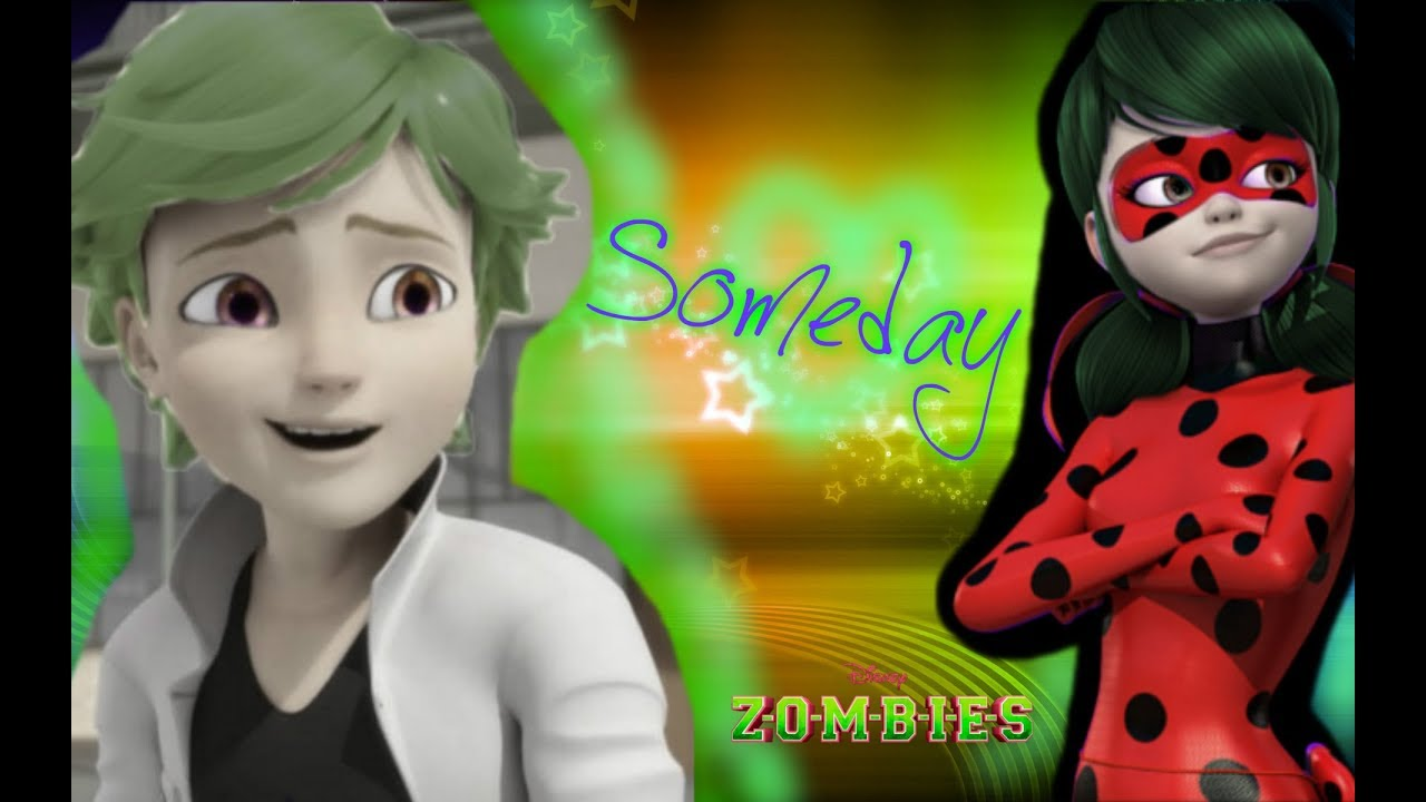 Download Miraculous ladybug AMV - Someday (from Z-O-M-B-I-E-S)
