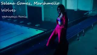 Selena Gomez, Marshmello - Wolves (Wednesday's Remix)