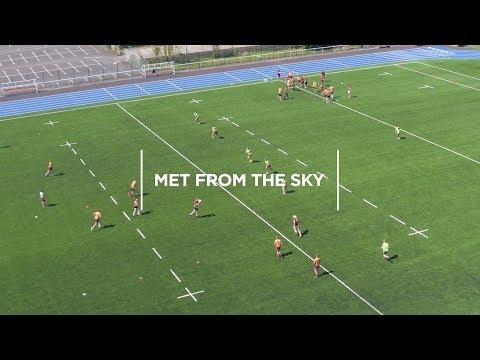Cardiff Metropolitan University Sport Facilities - Drone Campus Tour