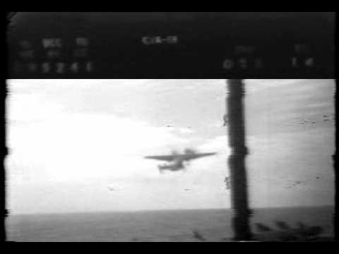 Navy C-2 Greyhound Crash
