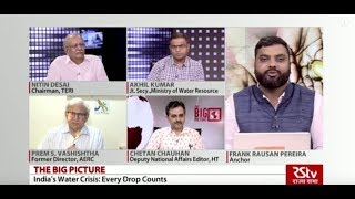 The Big Picture - India's Water Crisis - Every Drop Counts