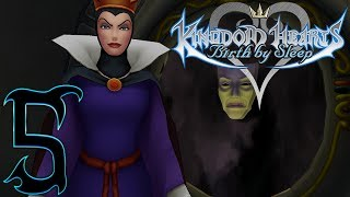 Kingdom Hearts Birth By Sleep Walkthrough Part 5 Terra Dwarf Woodlands (Let's Play Gameplay)