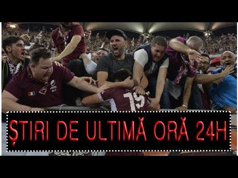 Steaua - Rapid 1-3. Scene violente în tribune cu sânge şi bastoane, forțe de ordine depășite