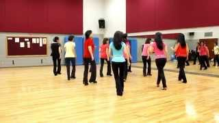 Never Been To Spain - Line Dance (Dance & Teach in English & 中文)