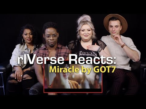 rIVerse Reacts: Miracle by GOT7 - M/V Reaction