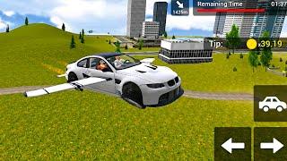 Flying Car Transport Simulator | Android GamePlay 2020 screenshot 3