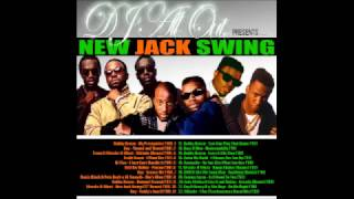 New Jack Swing Mix by DJ All Out - 2010