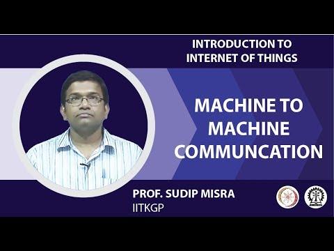 MACHINE TO MACHINE COMMUNICAION