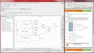 simulacion de compuertas logicas en multisim 10.1