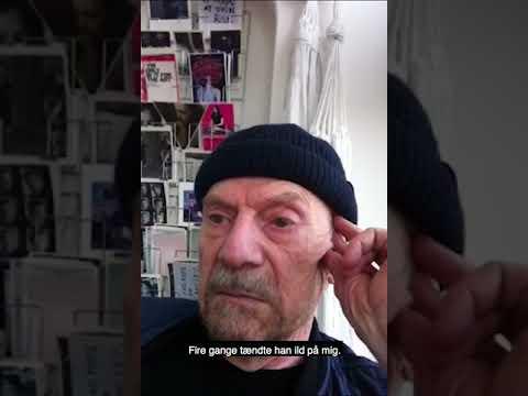 #MeToo fortælling genfortalt af Jesper Christensen
