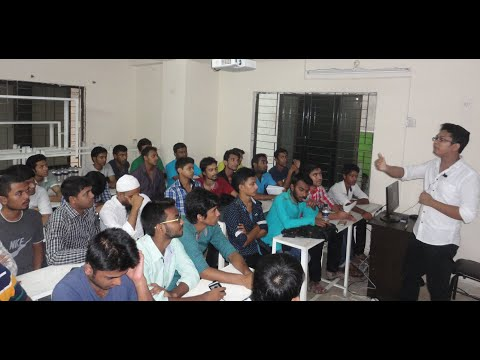Seminar on Road to Android Application Development Career by Mosharrof Rubel