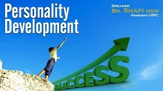 Telugu Motivational Speech : Personality development a great Talk by Br Shafi