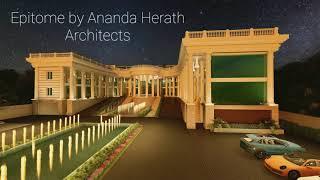 Epitome kurunegala by Ananda Herath Architects