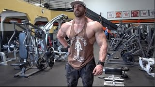PUSH PULL FOR MUSCLE BUILDING | BENCH AND ROW | Bradley Martyn