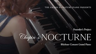 [Founder's Project: Passion and Love] Chopin Nocturne in C-sharp minor, op. posth. by Helen Gumanti