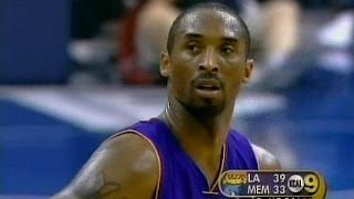 Kobe Bryant 60 Points vs Grizzlies 2007.03.22 - 3rd Straight 50+ Point Game