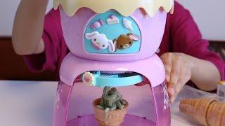 Kawaii Cooking Toy Sugarbunnies Soft-Serve Icecream Maker