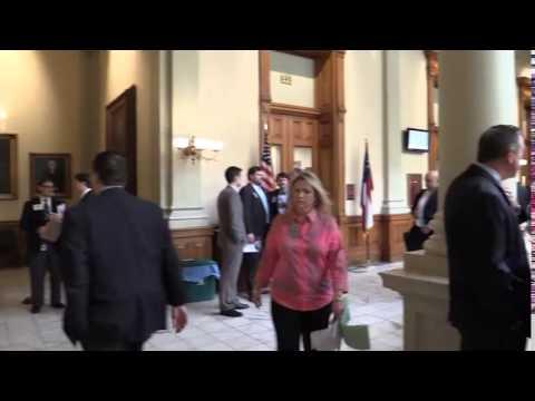 Tour of Georgia State Capitol