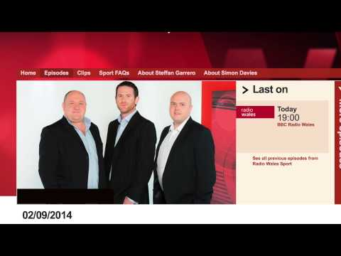 Seb Morris - Radio Wales Radio Interview