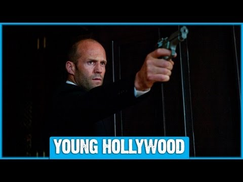 Jason Statham on Working With J.Lo in PARKER
