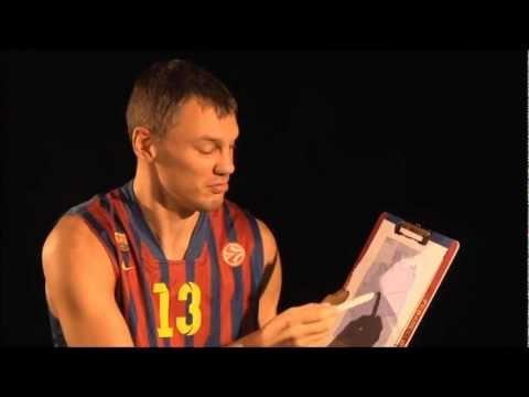 Crossover TV: Deutschland-Quiz mit Sarunas Jasikevicius (FC Barcelona)
