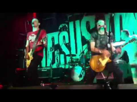 Jesus Jones - Info Freako Live at Gigantic Indie All Dayer,