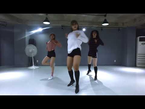 부드럽고 파워풀한 걸리쉬댄스 / Yuna - Lanes / 노원댄스학원*구리